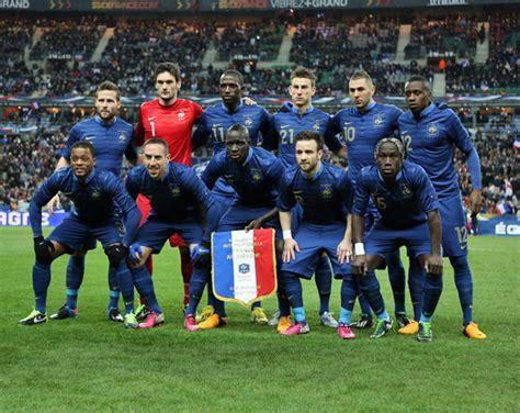 L'équipe de France de foot en 2013 | QuizVoice L Equipe Foot