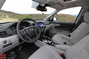 Honda Pilot 2016 Interior 2016 Honda Pilot Interior 025 The About Cars