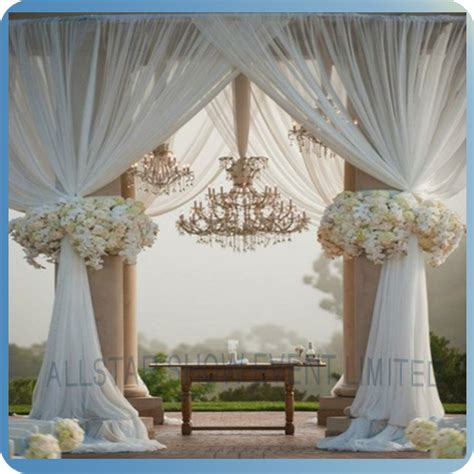 how to make drapes for wedding round indian wedding mandap designs buy indian wedding
