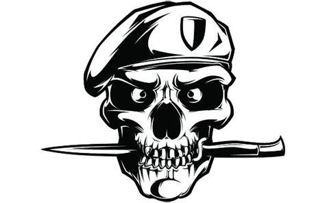 imagenes de calaveras soldados military skull 8 soldier green beret knife weapon war