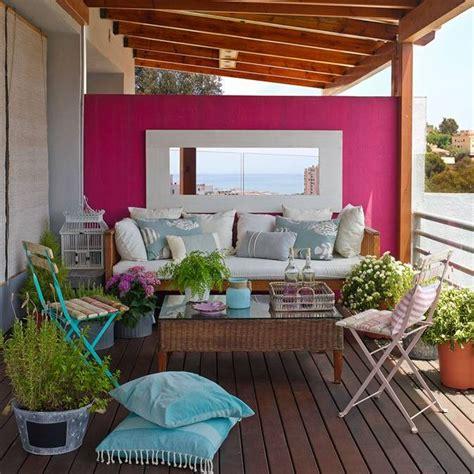 ideas para decorar terrazas vintage ideas para decorar y sacar partido a tu terraza o balc 243 n