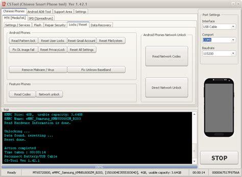 reset user data tool v1 4 cs tool v1 42 1 hot update mtk 65xx 67xx customize