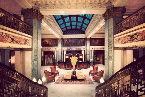 Oak Room Louisville by The Seelbach Gallivant