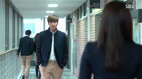 Jaket Style Min Ho the heirs episode 9 review and fashion recap korean