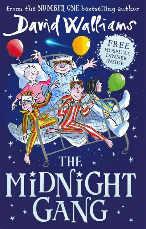 david walliams announces his new book the midnight