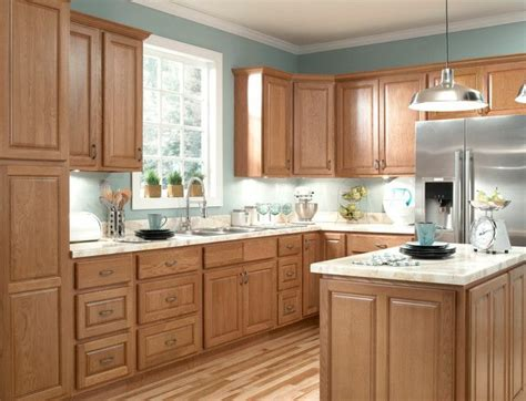 kitchen remodels with oak cabinets 42 best kitchen cabinets images on
