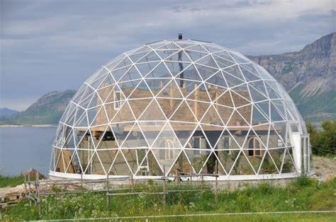 casa cupola la casa cupola ecosostenibile polo nord nuroa