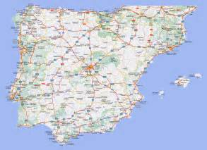 Spain Map by Large Map Of Spain Related Keywords Amp Suggestions Large