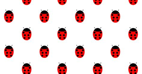 How To Make A Ladybug Out Of Paper - free digital dotted ladybug scrapbooking paper