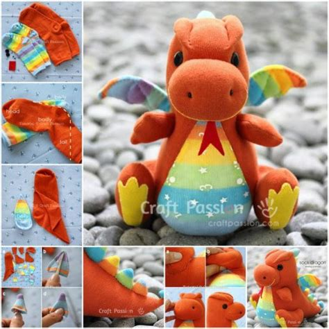 diy sock animals no sew sock animals lots of fabulous free patterns the whoot