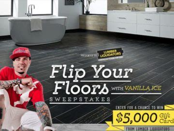 Diy Network Kitchen Sweepstakes - diy network flip your floors with vanilla ice sweepstakes