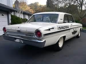 Ford Thunderbolt 1964 Ford Fairlane Thunderbolt Re Creation 117055