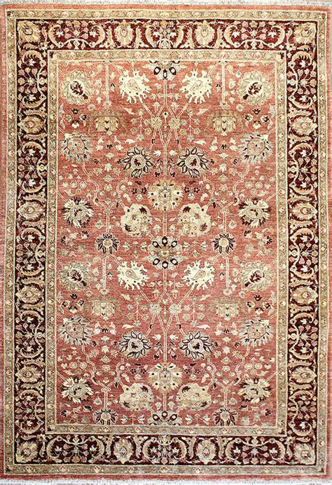 Traditional Area Rug Ljoni Exclusive Made Rugs
