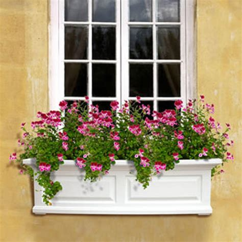 nantucket window box or freestanding planter outdoor