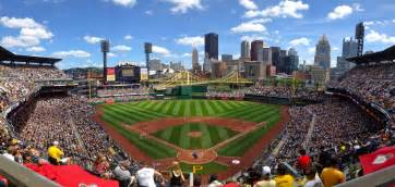 San Francisco Wall Mural finally made it to pnc park and wow the view from the
