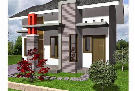 model  desain rumah minimalis  lengkap  contoh gambar