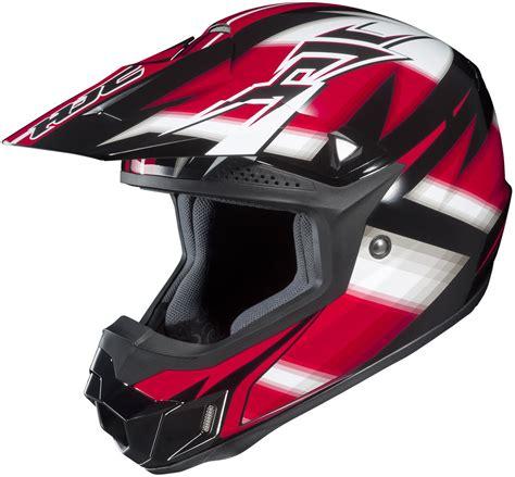 discount motocross 149 99 hjc cl x6 spectrum helmet 142425