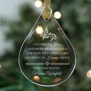 memorial christmas ornaments giftsforyounow