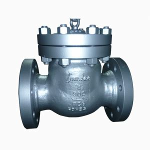 4 inch swing check valve astm a216 wcb check valve 4 inch 300lb rf landee valve