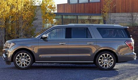 2018 ford expedition release 2018 ford expedition max release date ford trend