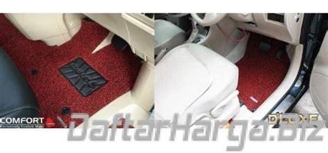 Karpet Avanza 2018 daftar harga karpet mobil murah 2018 lengkap daftarharga biz