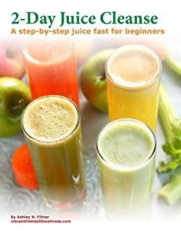 Two Day Juice Detox by 2 Day Juice Cleanse Edition Ebook