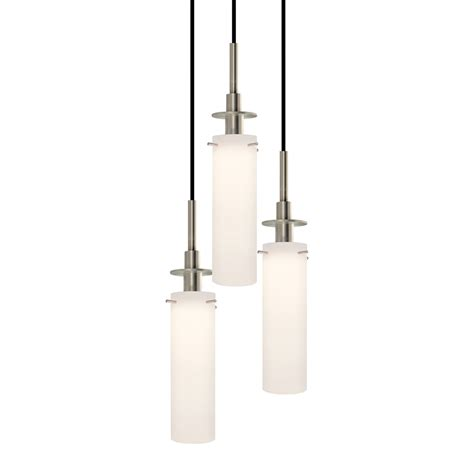 Candle Pendant Lighting Sonneman 3034 3 Light Candle Multi Light Pendant Atg Stores