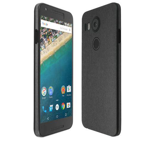 Lg Nexus 5x skinomi techskin lg nexus 5x brushed steel skin protector