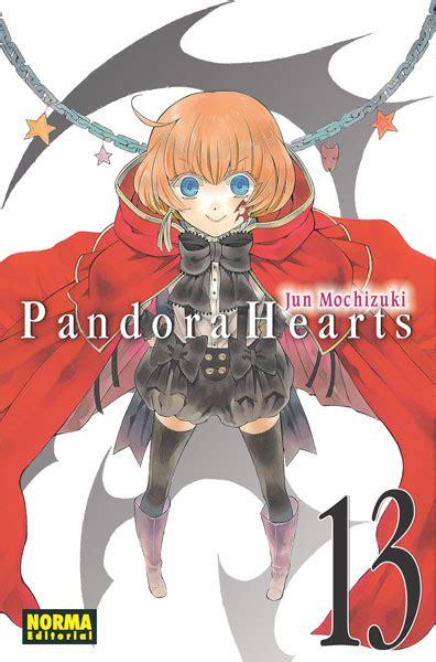 Pandorahearts Vol 13 pandora hearts vol 13 alcala comics 9788467915105