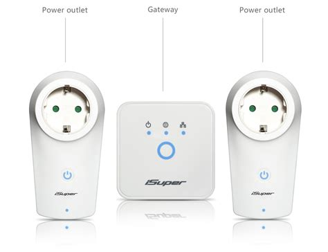 Smartphone Controlled Outlet | smartphone controlled outlet home design