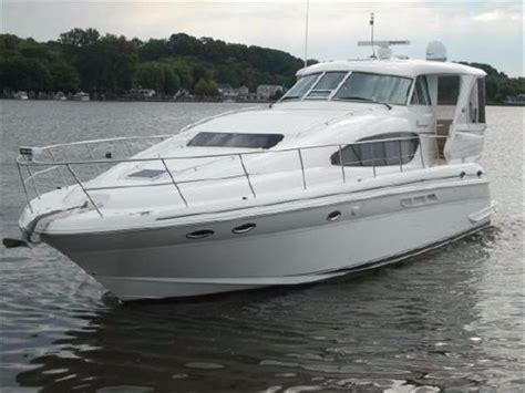 neff yacht sales used 48 foot sea ray 480 motor yacht - Sea Ray Boats Headquarters