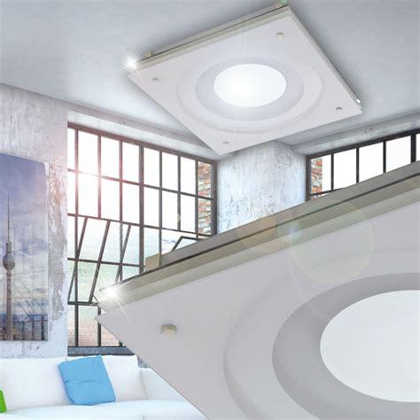 schlafzimmer quadratisch decken leuchte metall wei 223 satiniert schlafzimmer