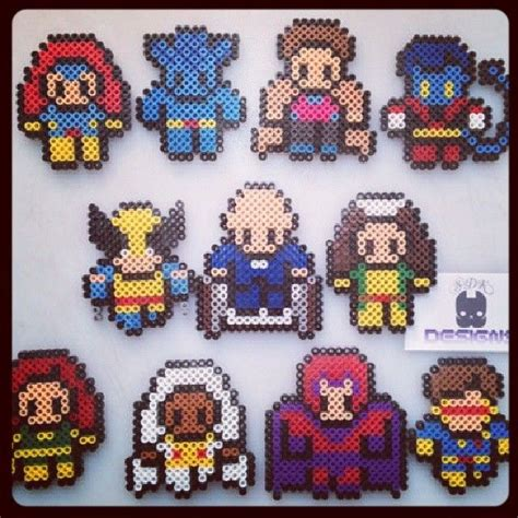 hama marvel marvel hama by diego wop melty