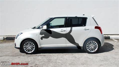 White Suzuki Maruti Suzuki White