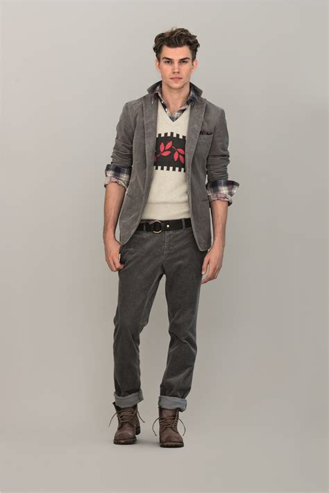 pre fall winter casual menswear looks by gant by michael