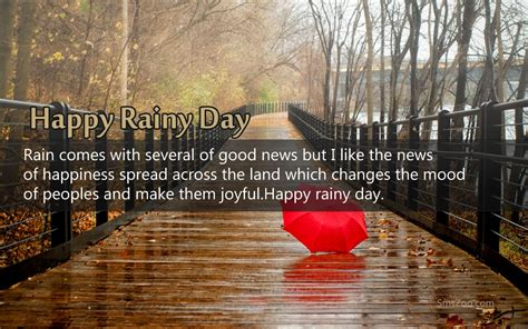 Rainy Birthday Quotes Rainy Day Romantic Sms For Loved Ones