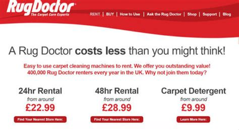 rug doctor rental coupon code rug doctor rental prices coupons