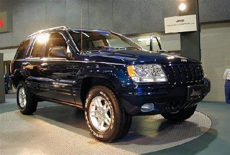 2000 Blue Jeep Grand 2000 Jeep Grand Limited Blue Fvr Picture