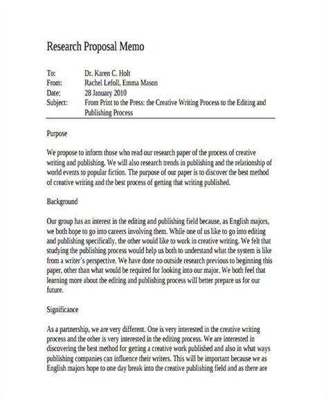memo format proposal exle memo proposal format christopherbathum co