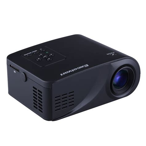 Proyektor Mini Hdmi mini led projector hd 1080p home cinema theater multimedia