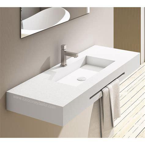 lavabo corian lavabo dise 241 o mural apoyar corian negro tu cocina y ba 241 o