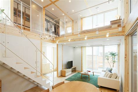 muji model house opened in saitama japan property central