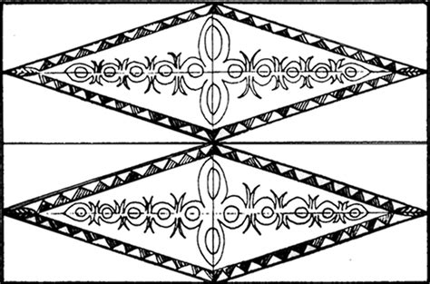 tongan kings patterns