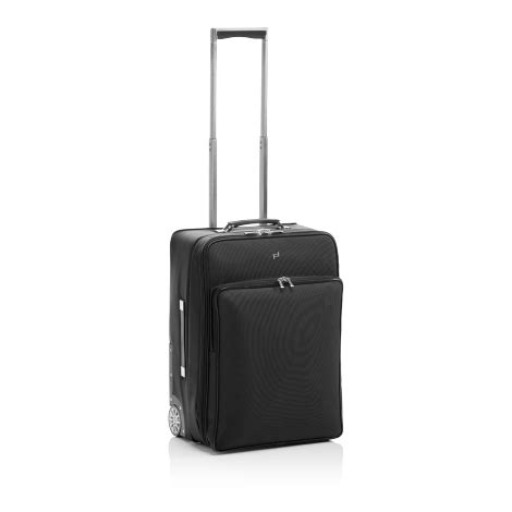Porsche Design Trolley by Roadster Softcase Series Trolley 550 Porsche Design