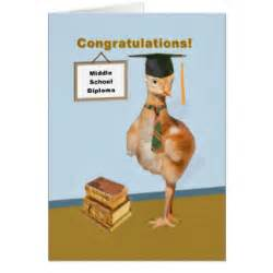 middle school graduation cards photo card templates invitations more