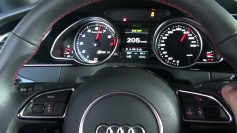 Audi Rs5 Top Speed by Audi Rs5 Speed Limiter Top Speed 327km H