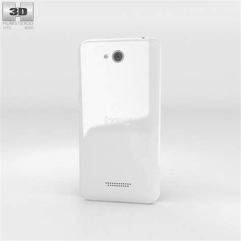 Handphone Htc Desire 616 htc desire 616 white 3d model hum3d