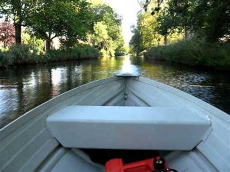 speedboot planeren planeren met quicksilver sl355 youtube