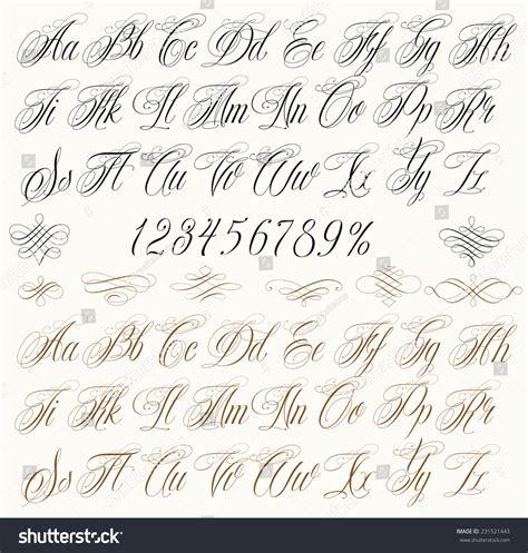 Handmade Calligraphy - handmade calligraphy 28 images mars lettering handmade
