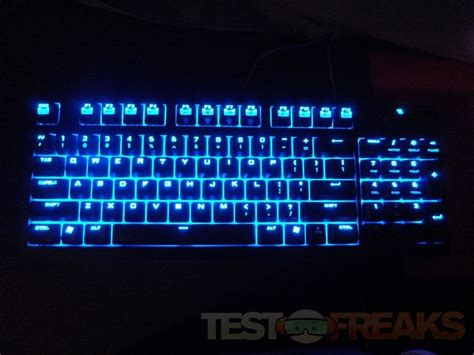 Cooler Master Gaming Keyboard Quickfire Tk Blue cooler master cm quickfire tk mechanical keyboard review kristofers
